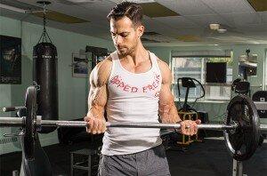 Качаем мышцы в течение нескольких минут в день
